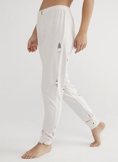 Penti Pembe Hot Tech Winter Joy Pantolon Pembe